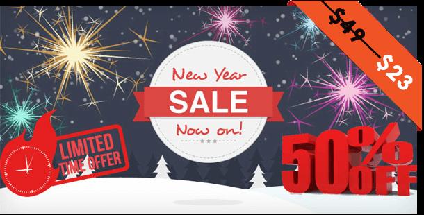NewYear Sale