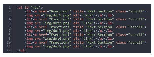 navigation-css-code-snippet