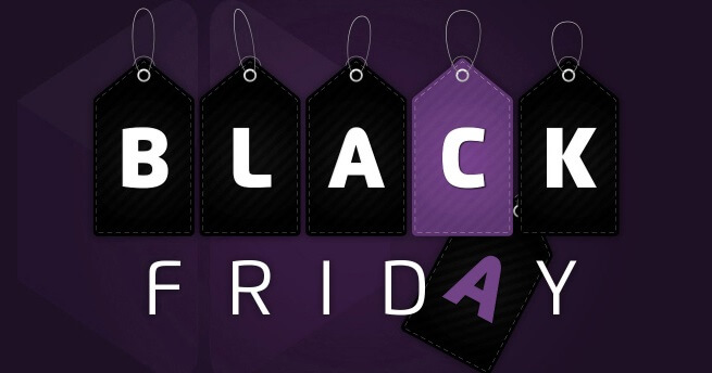 Black Friday Steals ! The Countdown is on !